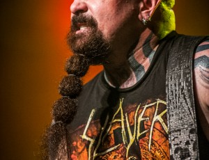 Slayer – Le Phare – 27/05/2012