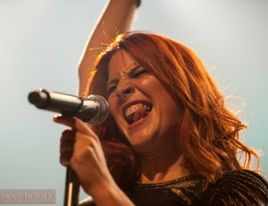 Delain – Rock School Barbey – 14/10/2012