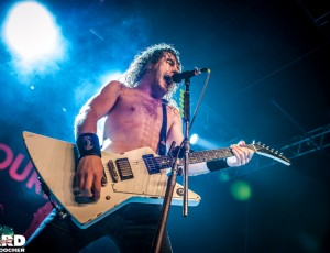 Airbourne  Le Phare – 20/11/2013