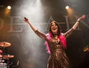 Delain + Evergrey + Kobra and the lotus03/11/16 – Le Metronum